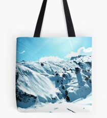 Zell am See Tote Bag