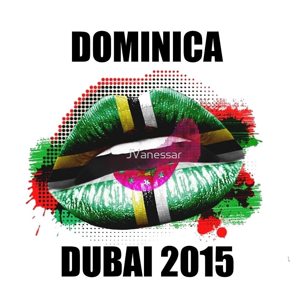 Dominica - Dubai 2015 by JVanessar