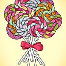 Terribly Tempting - Lollipops by jadeboylan