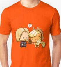 Boromir & Applejack Unisex T-Shirt