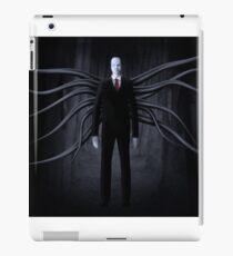 Slender Man is Always Watching iPad Case/Skin