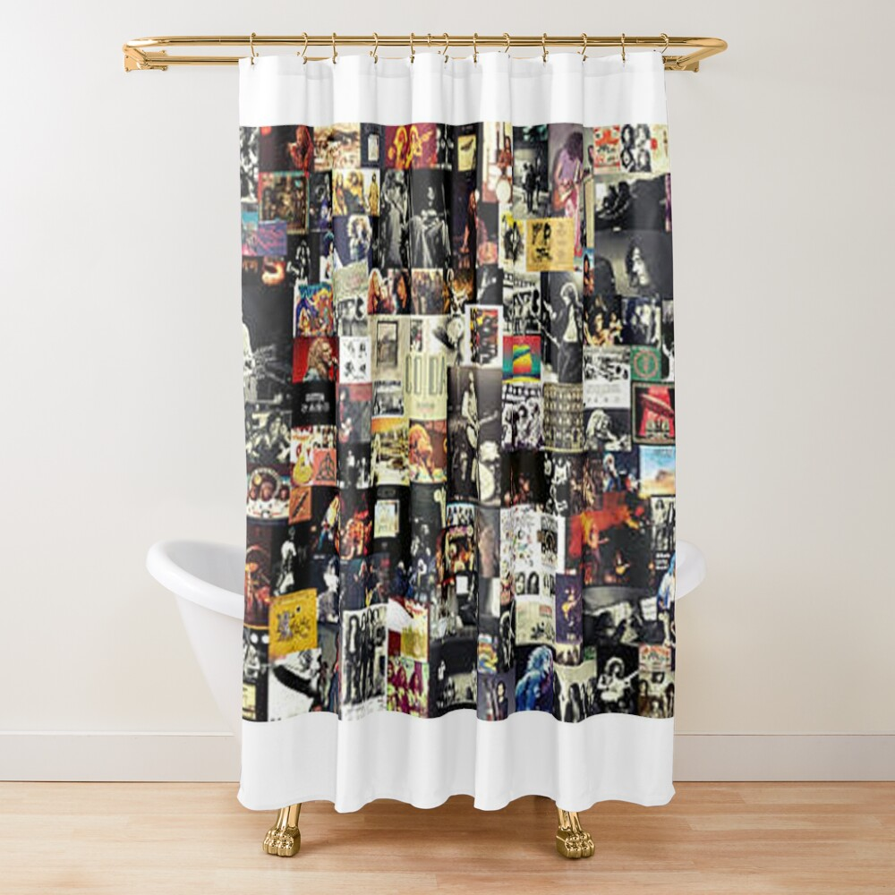 Copy Shower Curtain