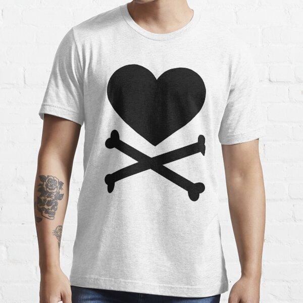 Pirate Love (Black). Essential T-Shirt