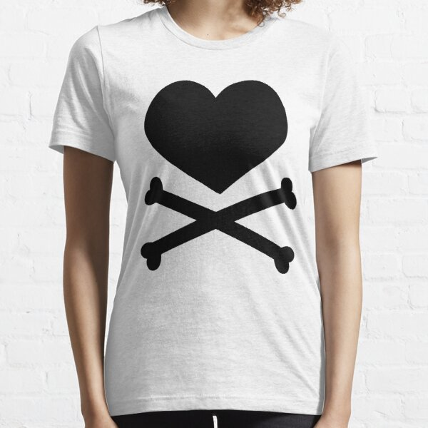 Pirate Love (Black). Essential T-Shirt