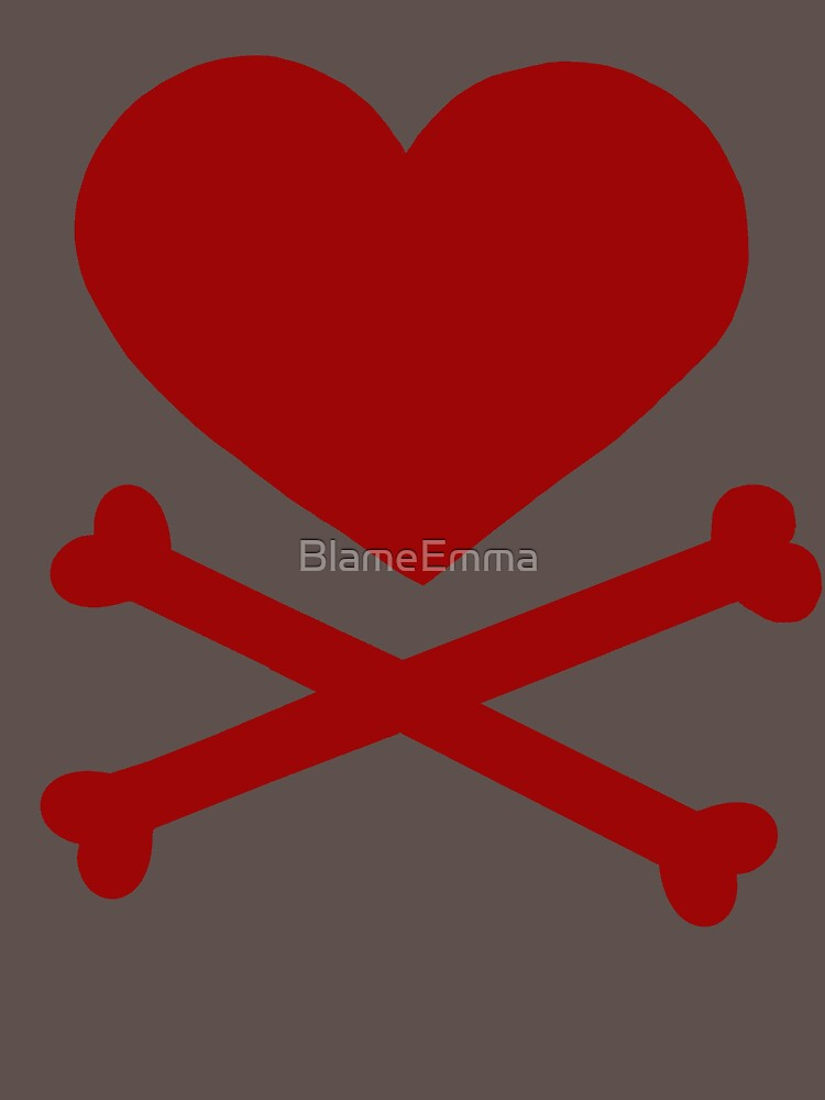 Pirate Love (Red). by BlameEmma