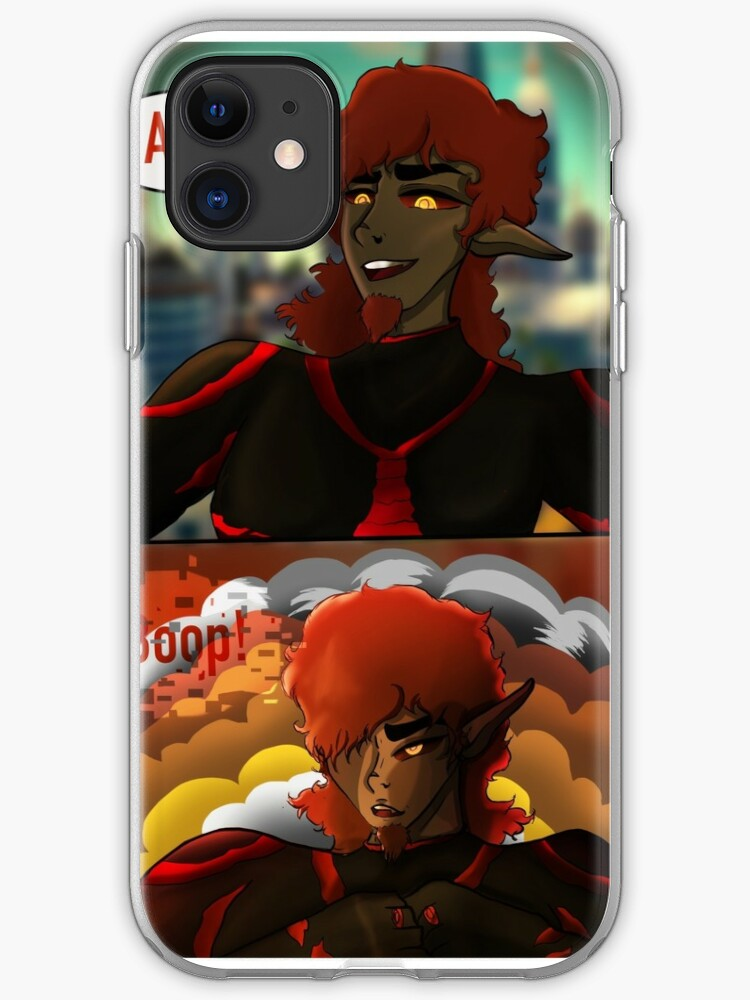 Romeo Minecraft Story Mode Iphone Case Cover By King Shiba