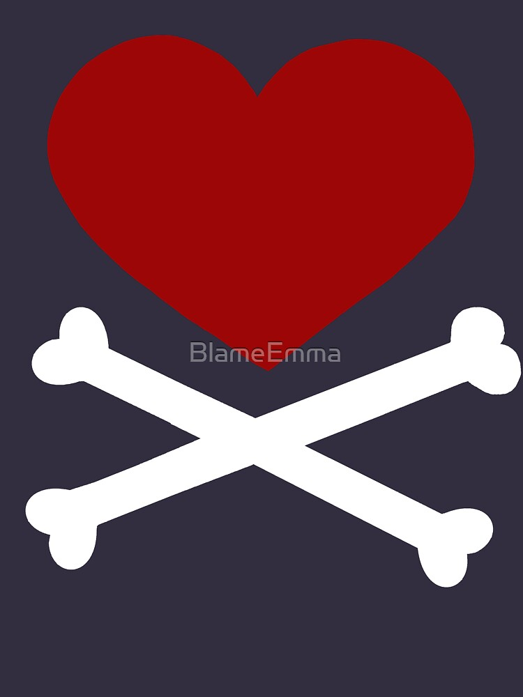 Pirate Love (Red/White). by BlameEmma