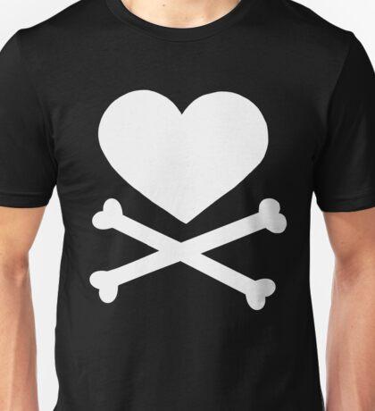 Pirate Love (White). T-Shirt