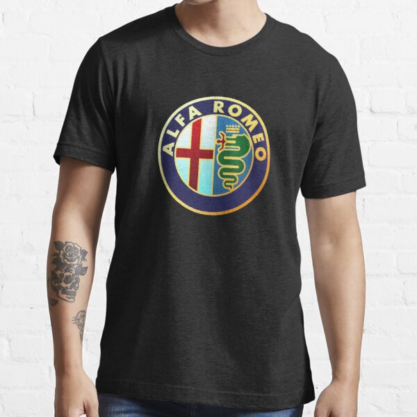 Best Seller Alfa Romeo Merchandise Essential T-Shirt