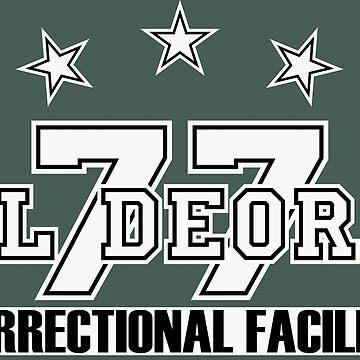 77 El Deora -Correctional (b) by 77eldeora