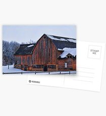 Manning Trail Barn Postcards
