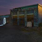 The old Battery at Sweeney Ridge by MattGranz