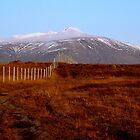 Langjökull, Iceland by Ritva Ikonen
