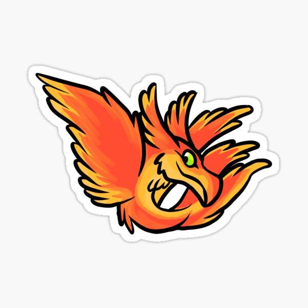 Blood Elf Cuties - Dragonhawk Sticker