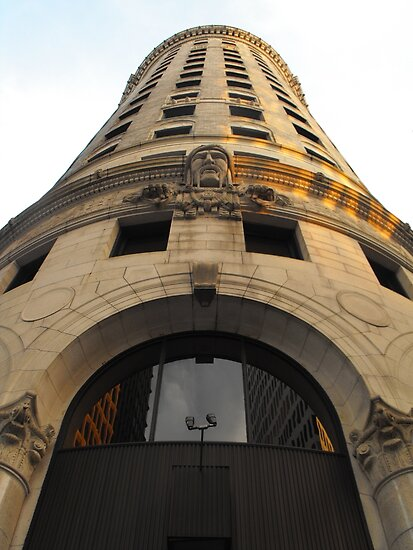 Turk's Head Building, Providence by endomental Artistry