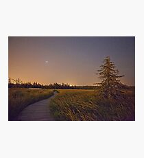 Journey to Jupiter Photographic Print
