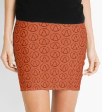 Vault Symbol Mini Skirt
