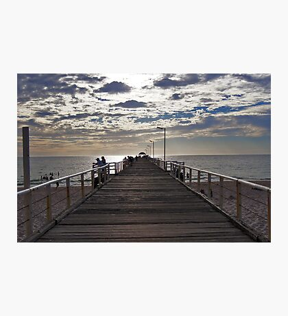 Henley Beach Jetty - South Australia Photographic Print