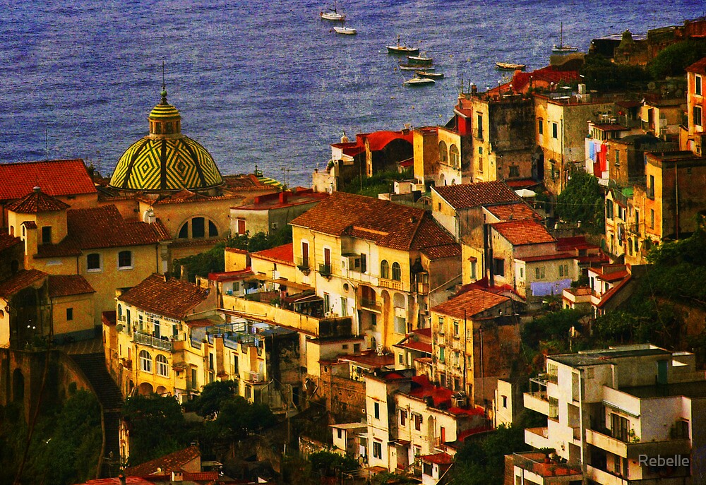 Italy, Re-loved by Rebelle