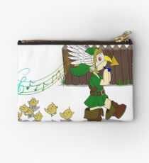 Leading the chicks Studio Pouch