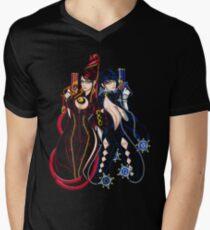 Bayonetta - Umbra Witch - B Men's V-Neck T-Shirt