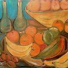 fruits from the tropics by NVJasmin