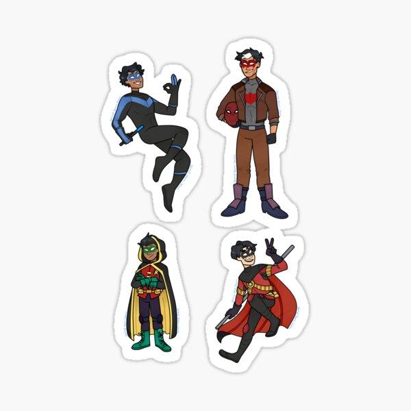 Batboys Sticker
