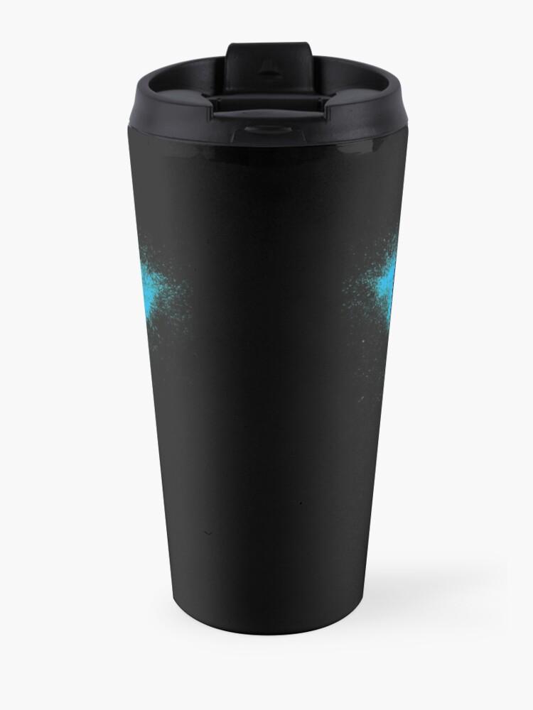 Alternate view of Nightwing Travel Mug