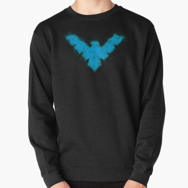 Nightwing Pullover Sweatshirt