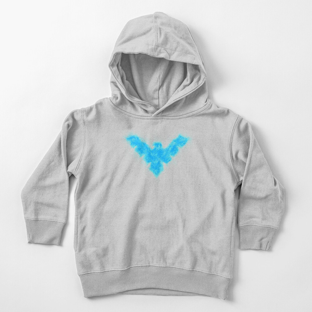 Nightwing Toddler Pullover Hoodie