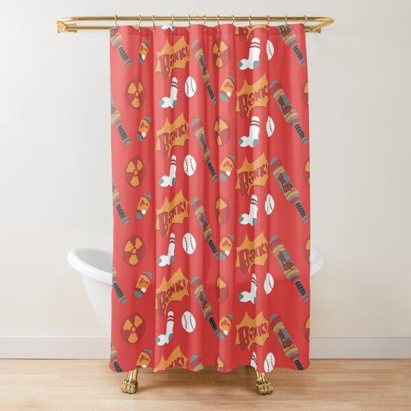 BONK SCOUT SET Shower Curtain