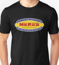 Old MoPar logo Unisex T-Shirt
