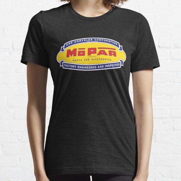 Altes MoPar-Logo Essential T-Shirt
