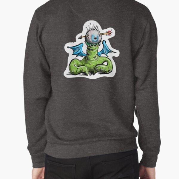 Tentacle Beasty of Love Pullover Sweatshirt