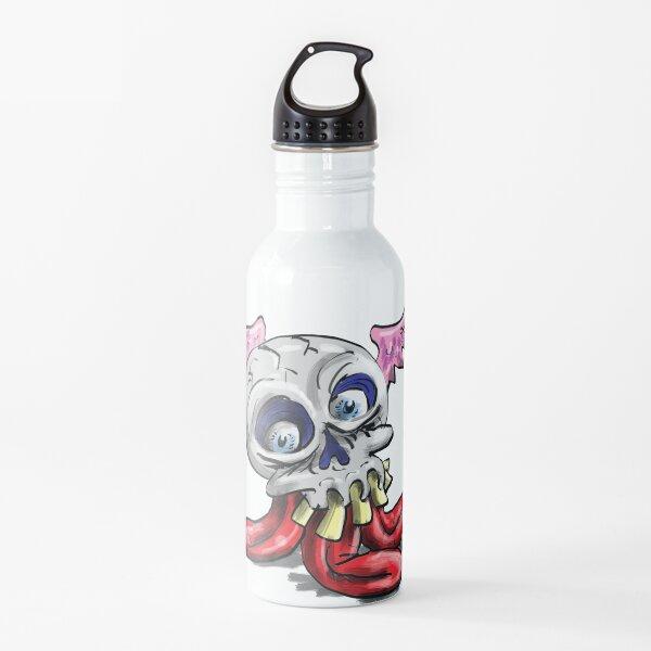 Crazy Skull Water Bottle
