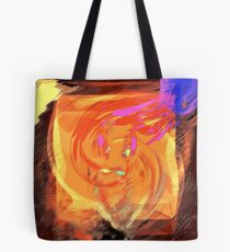 high as a kite smile gone... the reality of crashing down to earth Tote Bag