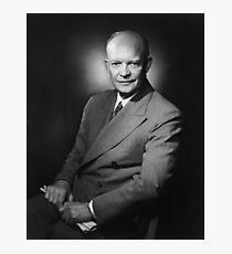 President Dwight Eisenhower Photographic Print