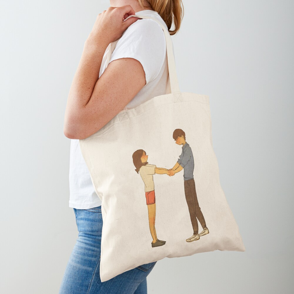 Hold my hands Tote Bag