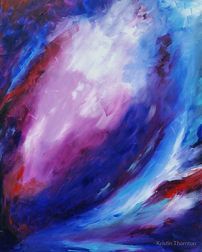 Abstract 1 by Kristin Thornton