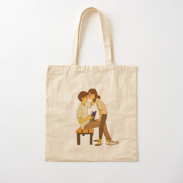What are you doing? Cotton Tote Bag