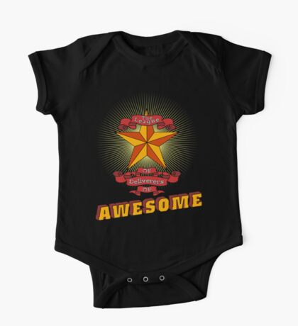 League of Deliverers of Awesome Kids Clothes