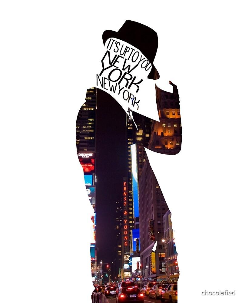 New York, New York by chocolafied