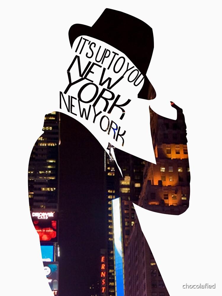 New York, New York von chocolafied