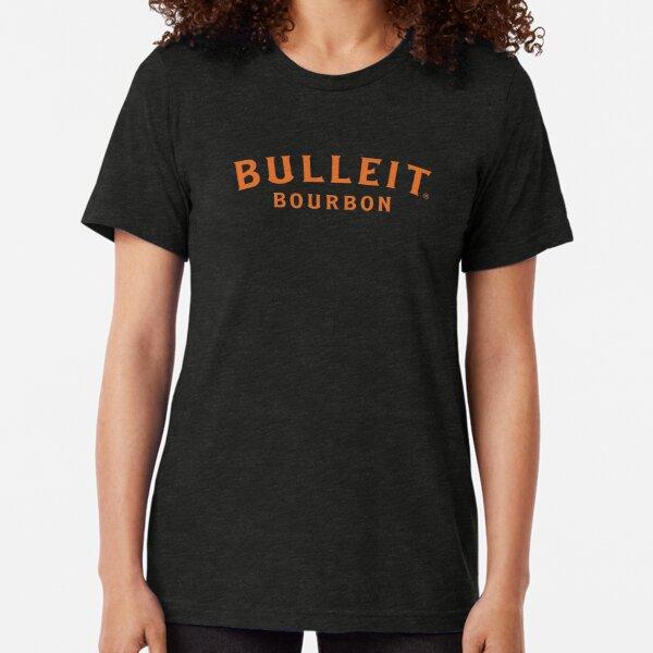 Bulleit Bourbon Tri-blend T-Shirt