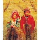 Lee Lee Ingram's 'Kids of Nepal' by Art 4 ME