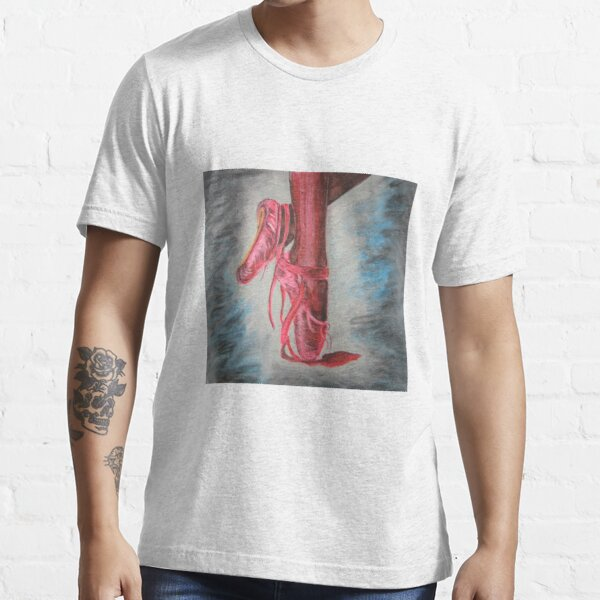 The Red Shoes Essential T-Shirt