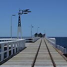 Jetty's End In Sight by Rick Playle