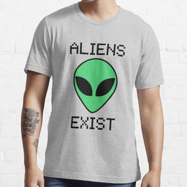 Aliens Exist Essential T-Shirt