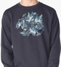 Pegasi Blues  Pullover Sweatshirt