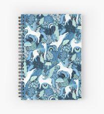 Pegasi Blues  Spiral Notebook